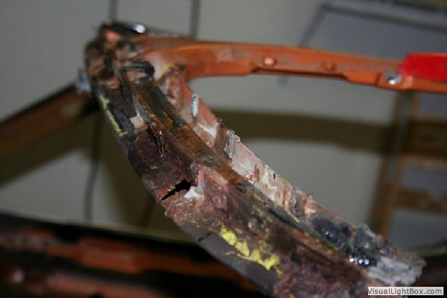 C3 Corvette Rust Issues and Frame and Body Corrosion Problems on a