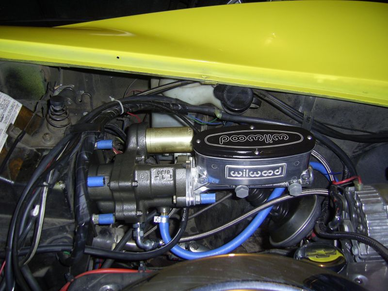 Hydroboost Setup on a 1977 C3 Corvette